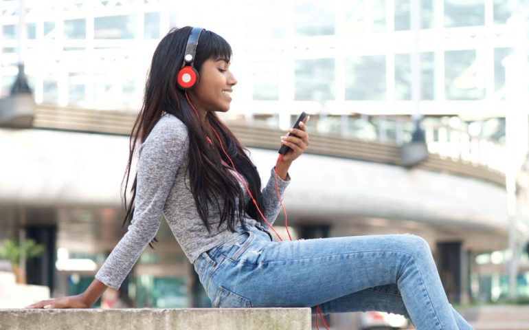 music streaming apps india survey 2020 numr research