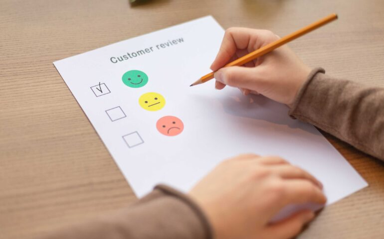 customer feedback nps® net promoter